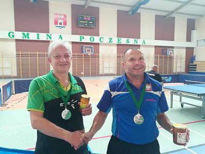 Waldemar Glanowski i Marek Chybiński - Poczesna 2020