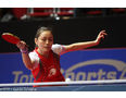 Li Qian/foto by Guido Schiefer ITTF