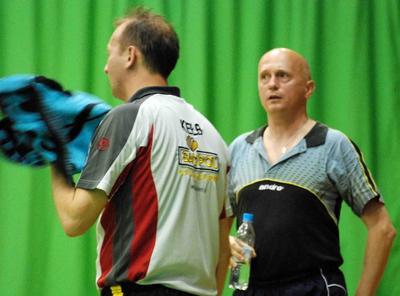 Dariusz i Mirosław Kiełbowie/foto by Wojciech Wojtasiński