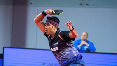 Sharath Kamal Achanta/foto by Mohammed Al Hassani ITTF