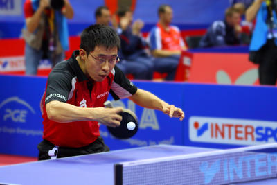 Wang Zeng Yi/foto by Mateusz Derengowski